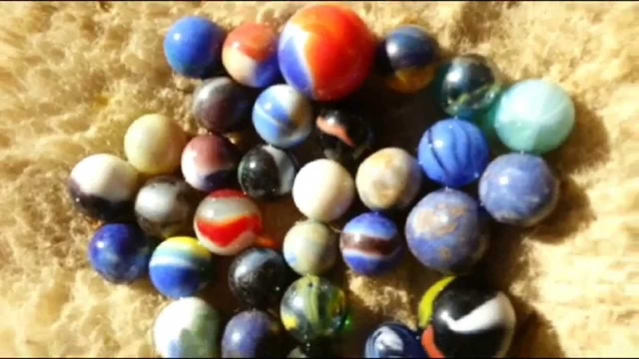 Vintage And Antique Marbles