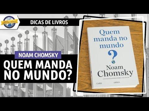 Quem manda no mundo? de Noam Chomsky