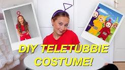 DIY HALLOWEEN COSTUME :: THE TELETUBBIES!