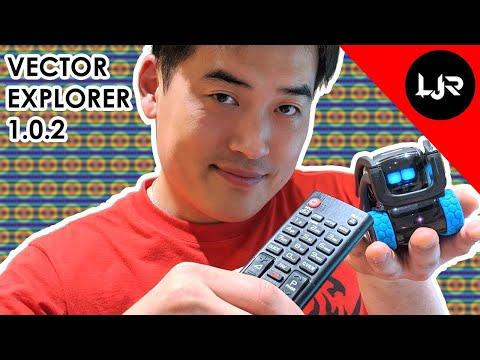 Anki Vector Remote Control...