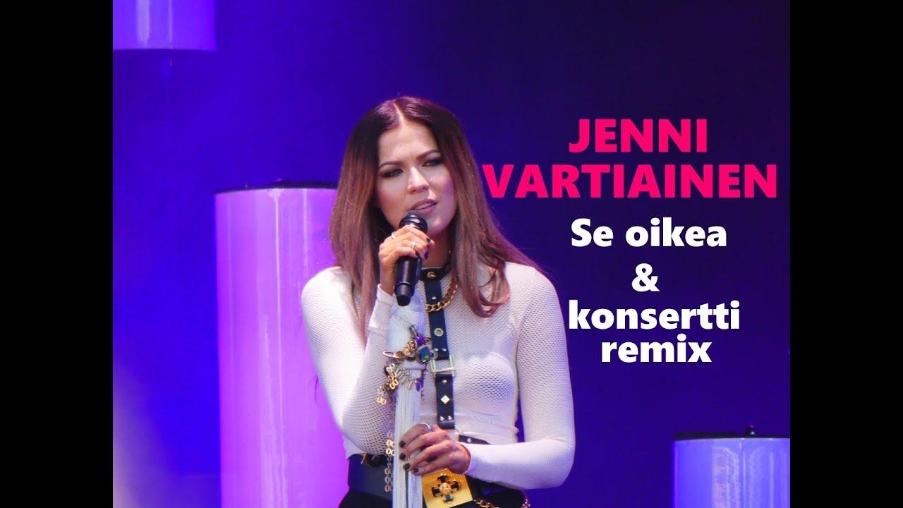 Jenni Vartiainen Se Oikea
