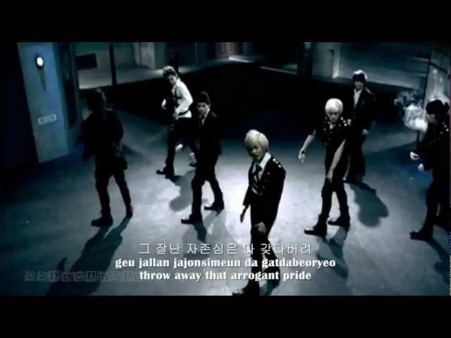 [FULL HD] U-Kiss (유키스) - Man Man Ha Ni [hangul + romanizations + eng sub]