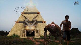 Temple Run Blazing Sands In Real Life    old versions    VFX Breakdown