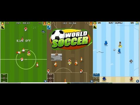 Lego World Soccer Java Nostalgic Game For Sony Ericsson Mobile