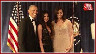 Priyanka Chopra Joins The Obamas At Star-Studded White House Dinner