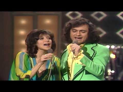 Eurovision 1972 – Netherlands – Sandra & Andres – Als het om de liefde gaat
