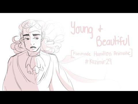 Young & Beautiful [FAN-MADE HAMILTON ANIMATIC]
