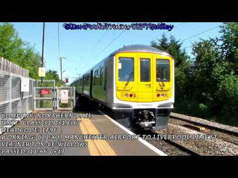 Season 8, Episode 307 - Trains at Gatley station