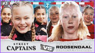 StreetCaptains VS Roosendaal | u13 #3 feat. Summer de Snoo