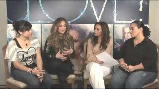ASK Jennifer Lopez -- Answers About LOVE Part 1/3