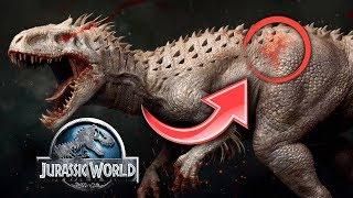 El Indominus Rex está vivo? - Jurassic World 2
