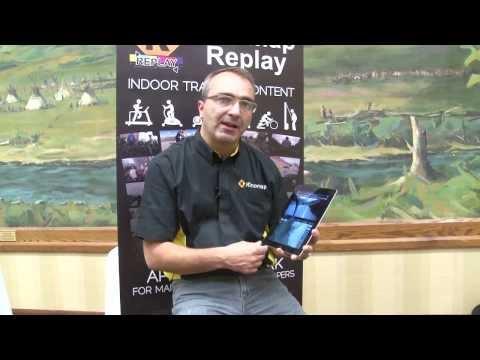 Kinomap Geolocated Video Demo