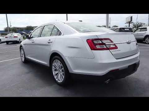 2018 Ford TAURUS Sedan Limited Tarpon Springs Anclote Holiday Trinity Palm Harbor