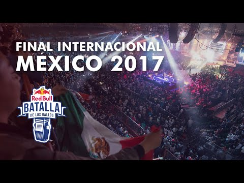 Final Internacional 2017 - Red Bull Batalla de los Gallos