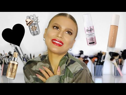 SEPTEMBER/CURRENT FAVORITES | BEAUTY, FASHION & LIFESTYLE!