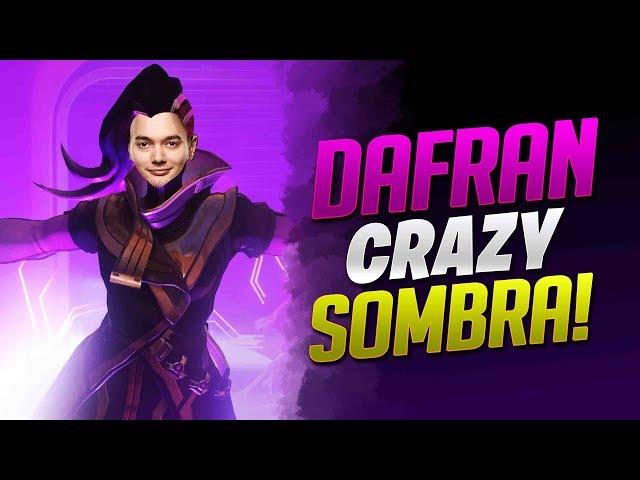 Dafran Crazy Sombra Game! - Overwatch