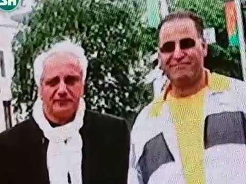 مراسم کامل ختم علی معلم با حضور اصغر فرهادی، عادل فردوسی پور... Ali Moallem Donyaye Tasvir