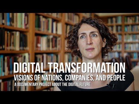 Digital Transformation: Interview with Mirta Galesic, Professor of Psychology, Santa Fe Institute