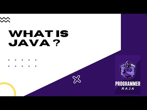 What is Java ? || Introduction to Java programming || Java tutorial thumbnail