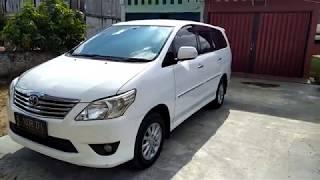 Toyota Kijang Inova V 2012, kondisi Istimewa harga Murah