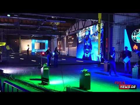 DCL Finale in Berlin - Drone Champions League zu Gast in der Station in Kreuzberg
