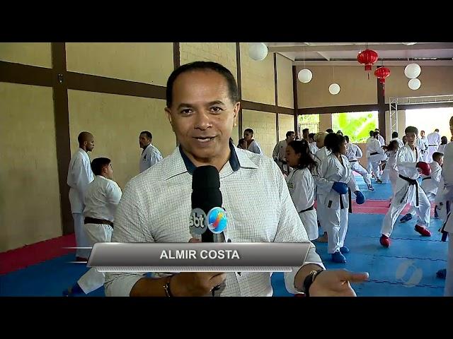 JSD (23/02/19) - Goiânia sedia seminário de Karatê