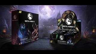 Mortal Kombat X CCG - Reveal Trailer