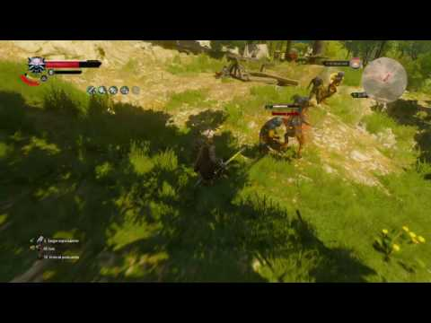 The Witcher 3 - Reacción en cadena