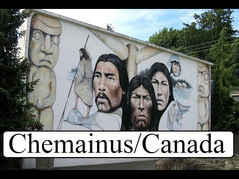 Canada (Chemainus First Nation),(Victoria, Capital city of BC) Part 3