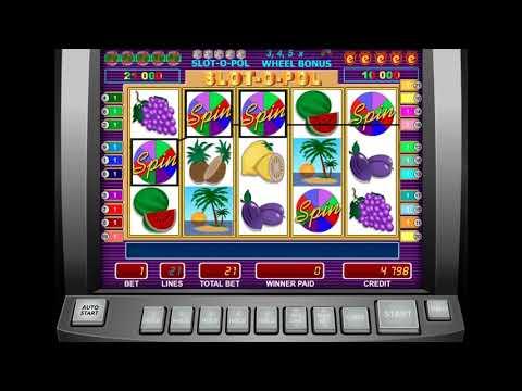 Подробный видеообзор слота Slot-o-Pol Deluxe (Слот-о-Пол Делюкс) от Casino Technology