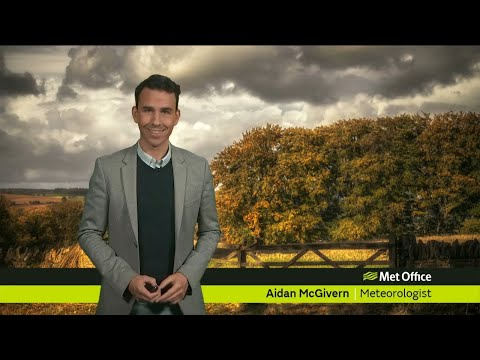 Tuesday Afternoon Forecast 16/10/18