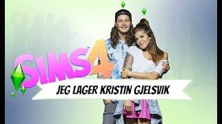 THE SIMS 4: Skapelsen av Kristin Gjelsvik