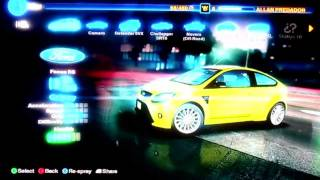 BLUR GAME PLAY XBOX 360