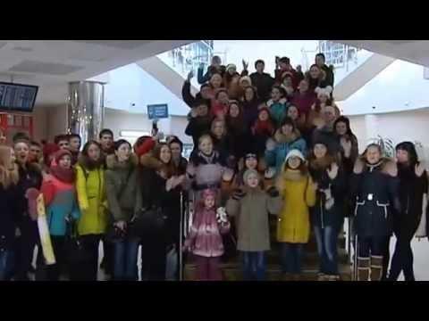 Видео Марафон ханты мансийск