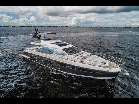 2020 Azimut S7 Yacht For Sale At MarineMax Clearwater