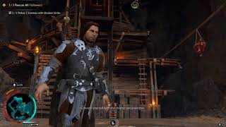 MIDDLE-EARTH SHADOW OF WAR Gameplay walkthrough part 30 - The Poisoned Road - No commentary