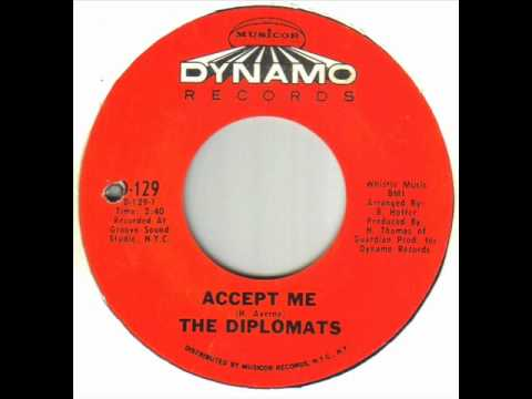 The Diplomats - Accept Me.wmv