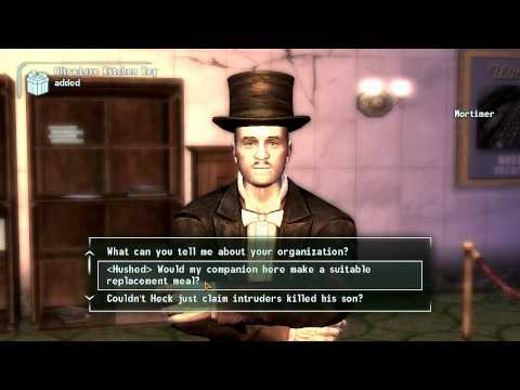 Fallout: New Vegas - Side Quests - Pheeble Will and Beyond the Beef
