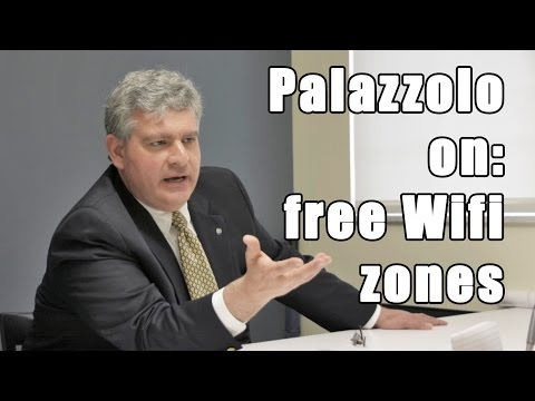 Palazzolo on free Wifi zones