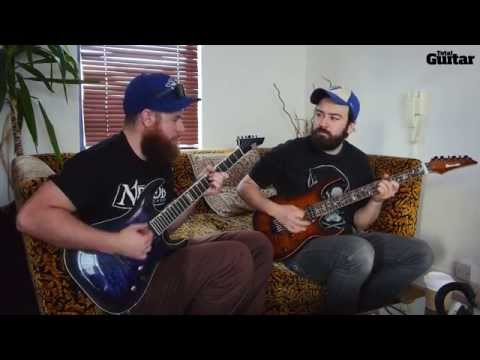 Guitar Lesson: Learn how to play Protest The Hero - Underbite (TG253)