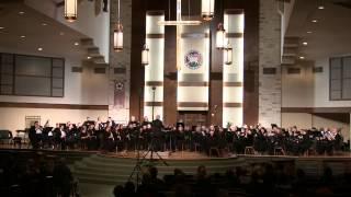 Austin Symphonic Band Performing Mambo Greats