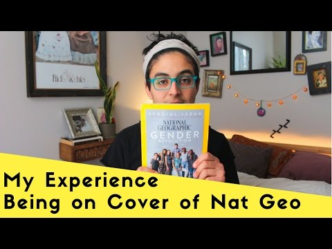 My Experience Being on the Cover of Nat Geo's Gender Issue