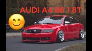 Ultimate AUDI A4 B6 1.8T 20v Exhaust Sound Compilation HD