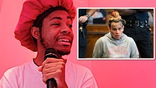 Let's Talk About Tekashi's Case