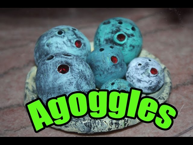 Agoggles - They think you're amazeballs