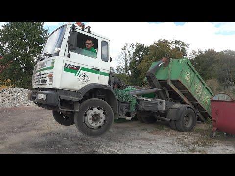 WUKO Hooklift Truck: Eko-Trans in Krakow