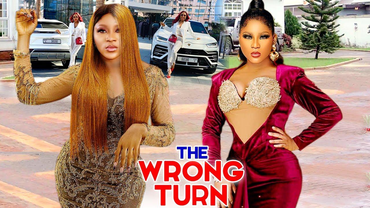 Download THE WRONG TURN COMPLETE SEASON 1&2 NEW MOVIE HIT (Destiny Etiko) 2021 LATEST NIGERIAN MOVIE