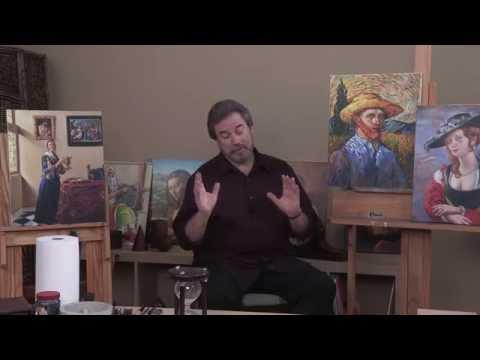 ArtistsNetwork.tv Interview with Mark Menendez