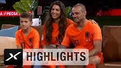 Auf dem Sofa! Emotionaler Abschied von Wesley Sneijder: Niederlande - Peru | Highlights | SPOX Viral