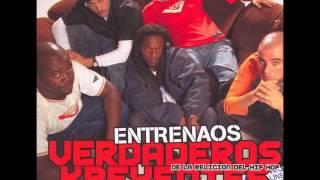 Contra elementos -  Verdaderos Kreyentes de la Religion del Hip Hop